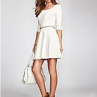 GUESS| Women's Dresses: Shop Party, Occasion, Casual, Sweater, Sequined, Cocktail, Maxi, Printed Dresses & More