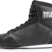TITLE REAXXTION BOXING SHOES | TITLE MMA Gear