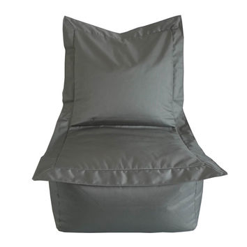 Outdoor Bean Bag Lounger Marsh   Overstock.com Shopping - The Best Deals on Chaise Lounges