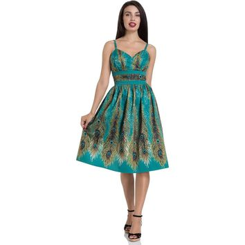 Hattie Peacock Evening Dress
