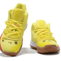 "Nike Kyrie Irving 5 ""SquarePants"" Sport Shoes"