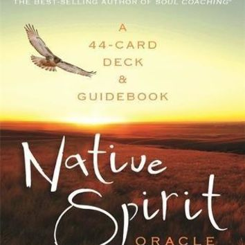 Native Spirit Oracle Cards BOX TCR CR