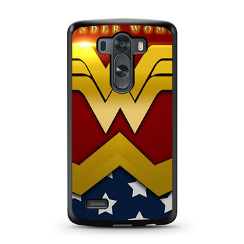 Wonder Woman Logo LG G3 case