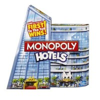 Monopoly Hotels | Board Games for ages 8 YEARS & UP | Hasbro