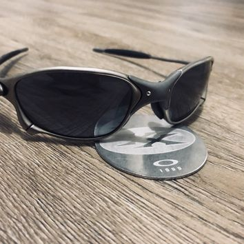 Oakley XX X Metal First Gen Sunglasses Been In Display Vintage Collector Item