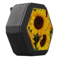 Sunflowers Bluetooth Speaker