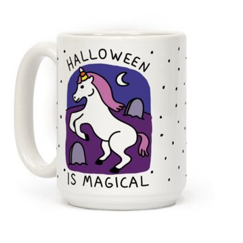 HALLOWEEN IS MAGICAL MUG