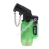 Eagle Angle Jet Flame Butane Torch Lighter Refillable Windproof