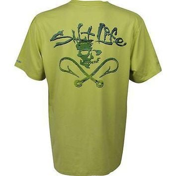 Salt Life Men's Hooked Mahi SLX T-Shirt