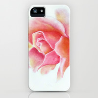 Primrose iPhone & iPod Case by Susaleena