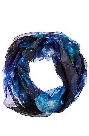 The Ground Control Scarf In Blue From Karmaloop