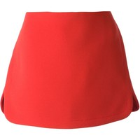 Vanessa Bruno high-waisted mini skirt