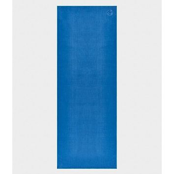 Manduka equa® yoga towel - pacific blue