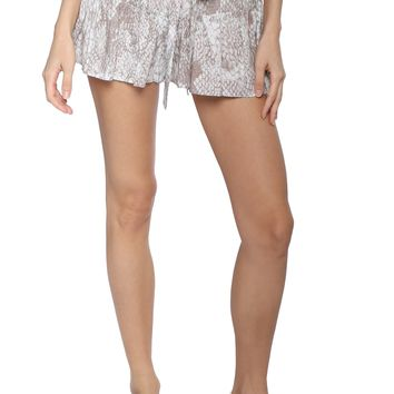 Gab & Kate Summer Snake Shorts