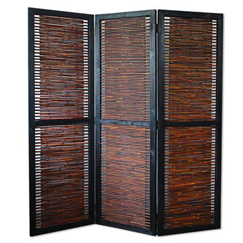 "Screen Gems Kailua Screen 72"" Room Divider"