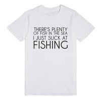 I SUCK AT FISHING