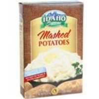 Idaho Supreme Mashed Potatoes