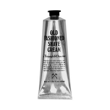 Old Fashioned Shave Cream Tube 90 ml by Triumph&Disaster