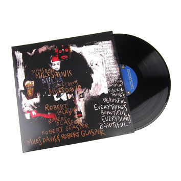 Miles Davis & Robert Glasper: Everything's Beautiful Vinyl LP