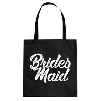 Tote Bridesmaid Canvas Tote Bag
