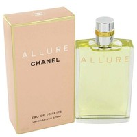 ALLURE by Chanel Eau De Toilette Spray Refillable 2 oz