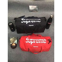 Supreme long Luggage Travel Bag Tote Handbag