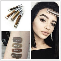 New Eyebrow Gel Perfect for Eyebrow Makeup Gel Waterproof Cosmetic 4 Color Choose [9145127878]