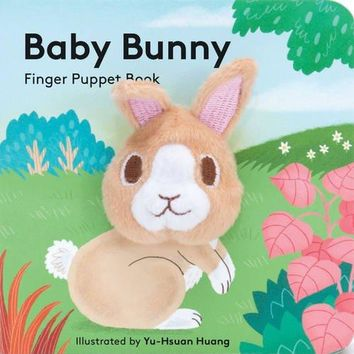 Baby Bunny: Finger Puppet Book (Little Finger Puppet Board Books)