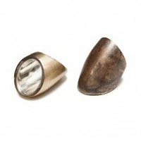 Horn Ring | NOT JUST A LABEL