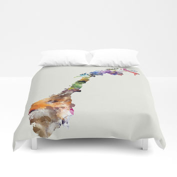 Norway Duvet Cover by monnprint