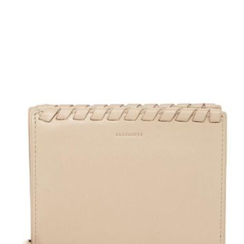 DCCKHB3 ALLSAINTS | Whipstitched Kita Leather Wallet
