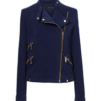 DOUBLE BREASTED JACKET WITH ZIPS - Blazers - Woman | ZARA France
