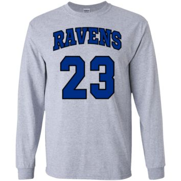 One Tree Hill Ravens 23 Long SleeveShirt