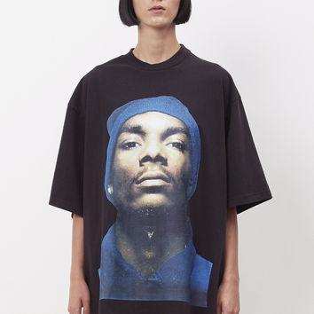 Totokaelo - Vetements Black + Print Snoop T/ Front Print - $644.00