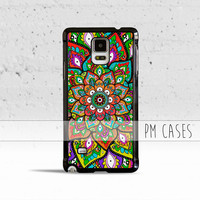 Mehndi Pattern Case Cover for Samsung Galaxy S3 S4 S5 S6 S7 Edge Plus Active Mini Note 1 2 3 4 5