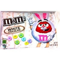 M&M's White Chocolate Limited Edition Easter Candies 9.9oz