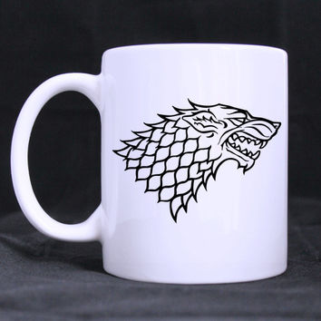 Game of Thrones mug porcelain Coffee Mugs cups ceramic tea cup home decal White Cups gifts beer cup