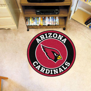 Arizona Cardinals Roundel Mat