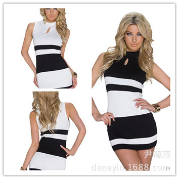 Sexy Women Fashion Dress Bodycon On Sale = 4547245764