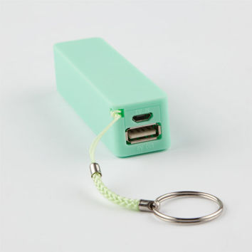 Lmnt Portable Phone Charger Mint One Size For Women 25228652301