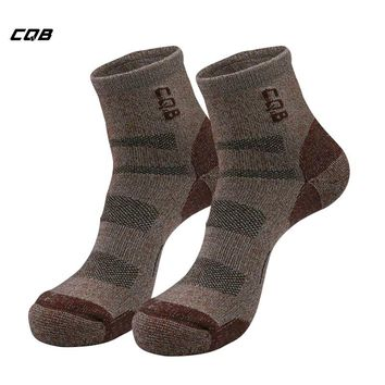 CQB Outdoor Quick Dry Socks Knee-High Boat socks Sports Hiking Climbing Soccer Cycling Socks Breathable Deodorant Yoga Socks  5