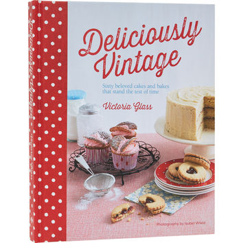 Deliciously Vintage Cake Book - Food Gifts - Gifts - TK Maxx