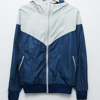 Retro Gold Classic Jacket - Womens Jacket - Blue - One