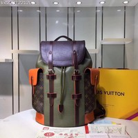 LV Louis Vuitton Men Backpack 2019 New Fashion Outdoor mountaineering bag