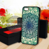 Emerald Doodle case for Samsung Galaxy S3,S4,S5/Note 2,3/iPod 4th 5th/iPhone 5,5s,5c,4,4s,6,6+[ M03 ] LG Nexus/HTC One