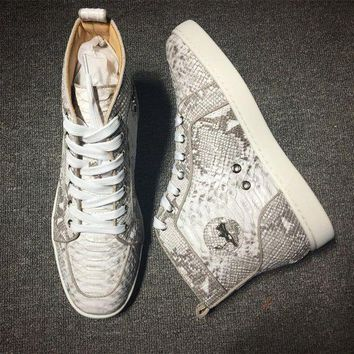 DCCK2 Cl Christian Louboutin Style #2254 Sneakers Fashion Shoes