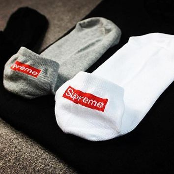 Unisex Supreme Socks