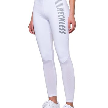 Erin Leggings - White