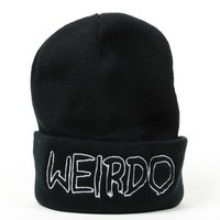 Weirdo Beanie (X-Ray) - Headwear - Women - Paper Alligator
