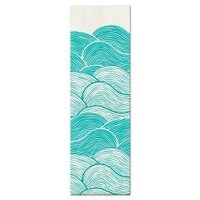 The Calm & Stormy Seas Yoga Mat> Pom Graphic Design